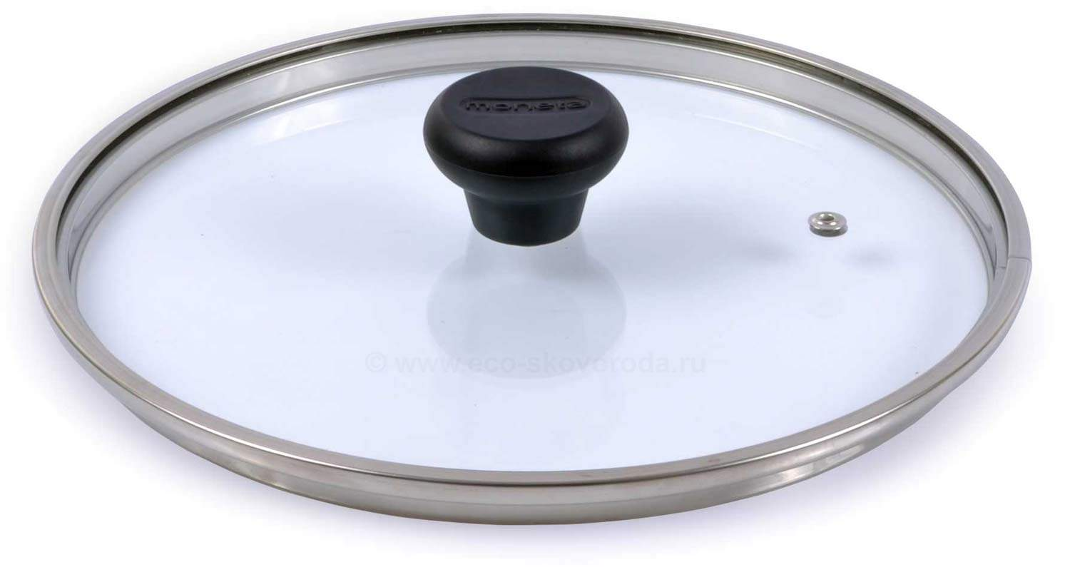 ������ 18�� ���������� ������� MONETA Flat Glass Lids, ������