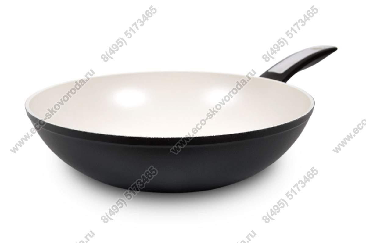 Керамическое покрытие сковородок