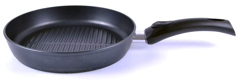 Сковорода Нева металл посуда